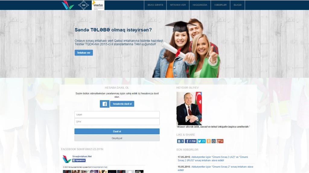 Unec Online Sinaq