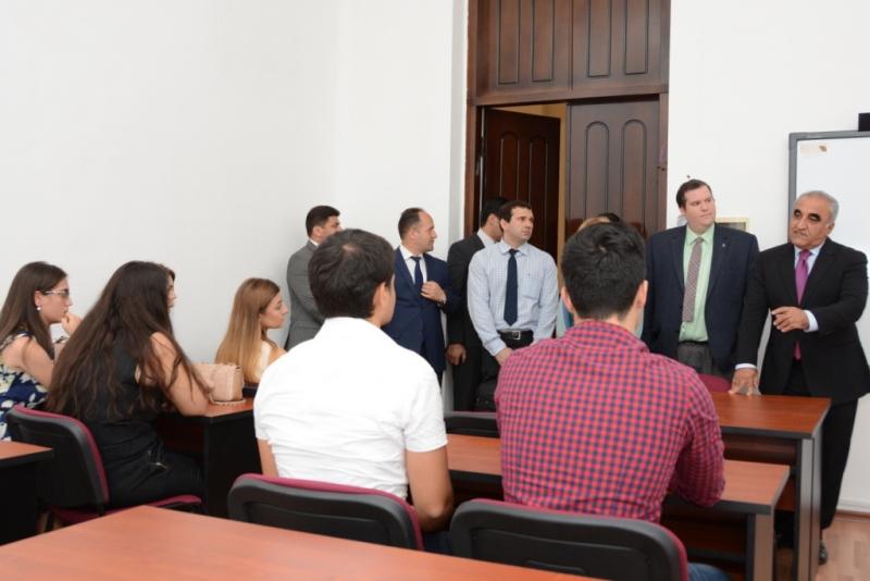 UNEC – Azərbaycan Dövlət İqtisad Universiteti — The Undergraduate