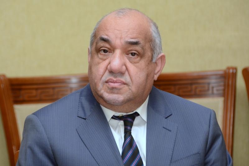 ... State University of Economics Can. of E. Ziyadov <b>Hamza Pasha</b> oghlu - DSC_7835