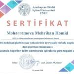 Mehriban Həmid