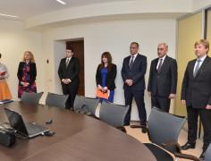 Azerbaidzano delegacijos vizitas MRU-2952