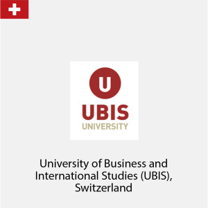 Isvec_and and International Studies (UBI