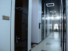 """""""UNEC Extern"""" mərkəzinin açılış tədbirindən fotoreportaj"""