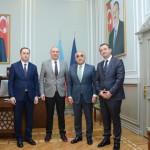 UNEC-in Türk Dünyası İqtisad Fakültəsinə yeni dekan təyin olundu