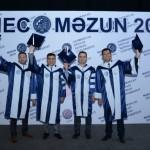 UNEC-də Məzun günü – Bakalavr və magistrlərə Avropa universitetlərinin diplomları verildi