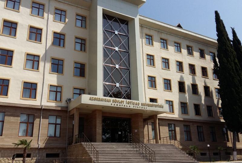 Unec Azərbaycan Dovlət Iqtisad Universiteti Eduman System Is Launched In Zaqatala Branch Of Unec